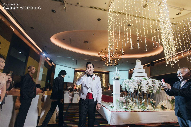 งานแต่งงาน,เจ้าบ่าว,ชุดเจ้าบ่าว,ตกแต่งงานแต่ง รีวิวงานแต่งงานในฝัน สวยจบ ครบทุกฟีลใน 1 ฟลอร์ @The Landmark Bangkok
