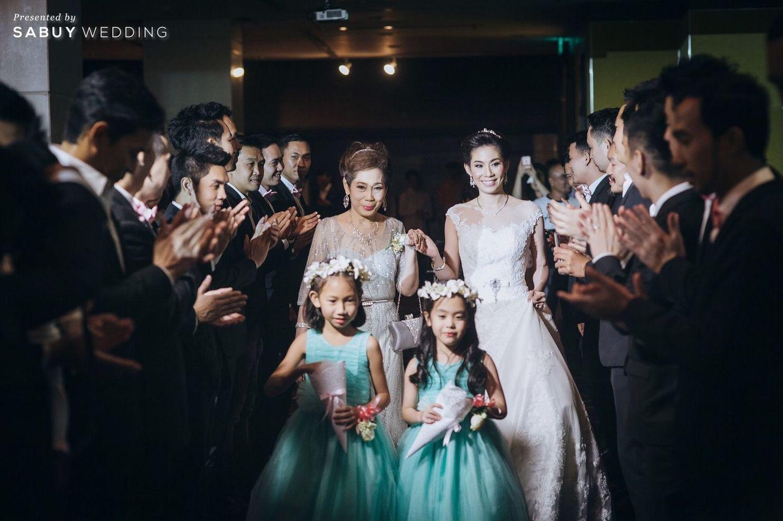 พิธีแต่งงาน,เจ้าสาว,ชุดเจ้าสาว รีวิวงานแต่งงานในฝัน สวยจบ ครบทุกฟีลใน 1 ฟลอร์ @The Landmark Bangkok