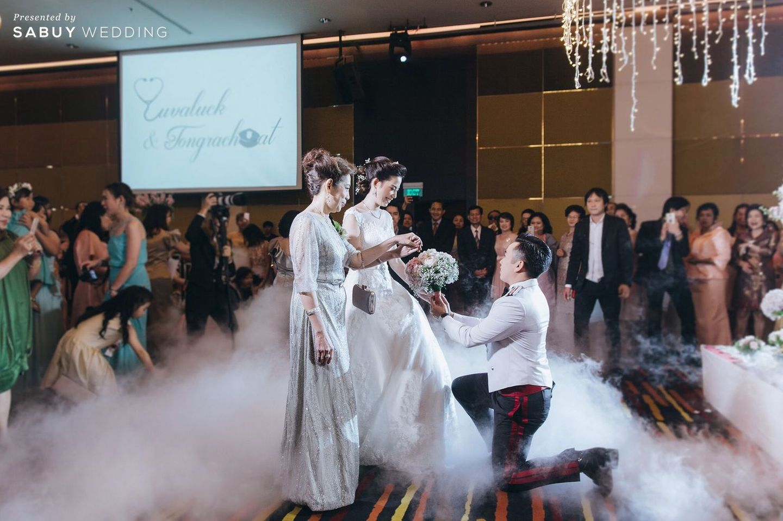 งานแต่งงาน,บ่าวสาว,พิธีแต่งงาน,รูปงานแต่ง รีวิวงานแต่งงานในฝัน สวยจบ ครบทุกฟีลใน 1 ฟลอร์ @The Landmark Bangkok