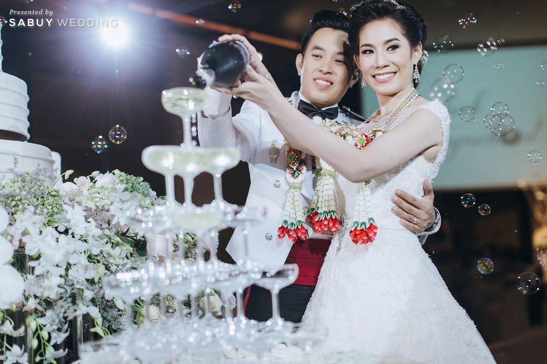 พิธีแต่งงาน,งานแต่งงาน,บ่าวสาว รีวิวงานแต่งงานในฝัน สวยจบ ครบทุกฟีลใน 1 ฟลอร์ @The Landmark Bangkok