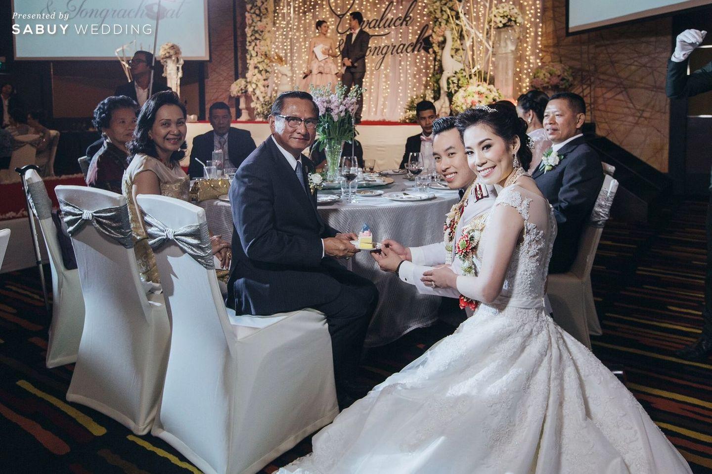 พิธีแต่งงาน,งานแต่งงาน,บ่าวสาว,ครอบครัวบ่าวสาว,โต๊ะจีน,ชุดเจ้าสาว รีวิวงานแต่งงานในฝัน สวยจบ ครบทุกฟีลใน 1 ฟลอร์ @The Landmark Bangkok