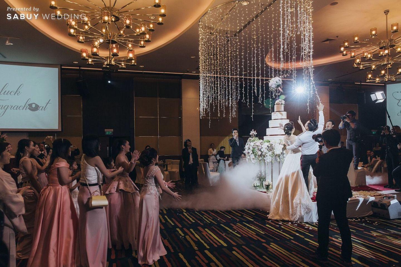 ดอกไม้เจ้าสาว,พิธีแต่งงาน,เพื่อนเจ้าสาว,บ่าวสาว,สถานที่แต่งงาน,สถานที่จัดงานแต่งงาน,ตกแต่งงานแต่ง รีวิวงานแต่งงานในฝัน สวยจบ ครบทุกฟีลใน 1 ฟลอร์ @The Landmark Bangkok