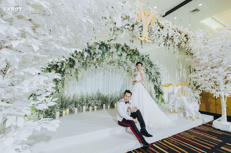 ชุดบ่าวสาว,จัดดอกไม้งานแต่ง,backdop งานแต่ง,ชุดเจ้าสาว,ชุดเจ้าบ่าว,รูปงานแต่ง รีวิวงานแต่งงานในฝัน สวยจบ ครบทุกฟีลใน 1 ฟลอร์ @The Landmark Bangkok