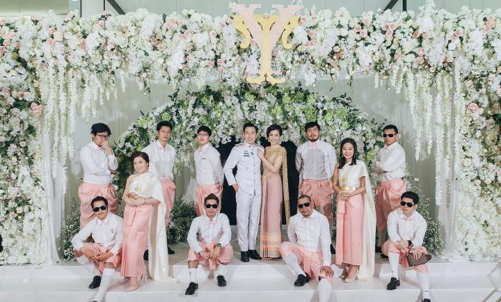 รีวิวงานแต่งงานในฝัน สวยจบ ครบทุกฟีลใน 1 ฟลอร์ @The Landmark Bangkok