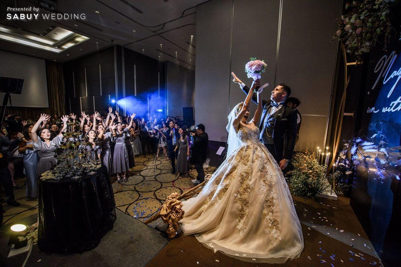 พิธีงานแต่ง,รูปงานแต่ง,แต่งงาน รีวิวงานแต่ง After party ธีมชุดคลุมอาบน้ำสุดจี๊ด ซี๊ดจนสายย่อต้องยอมสยบ @Novotel Ploenchit Sukhumvit