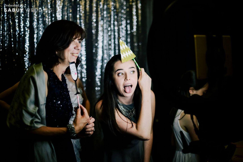 งานแต่งงาน,แต่งงาน, photo-booth รีวิวงานแต่ง After party ธีมชุดคลุมอาบน้ำสุดจี๊ด ซี๊ดจนสายย่อต้องยอมสยบ @Novotel Ploenchit Sukhumvit