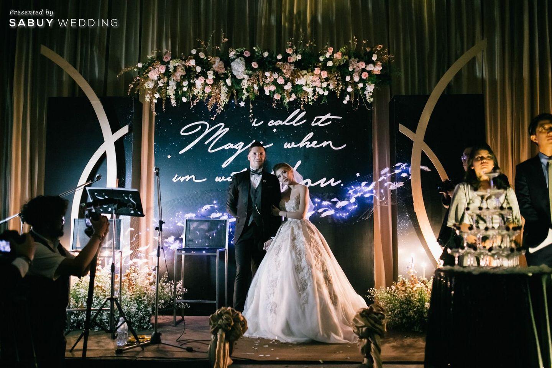 ชุดบ่าวสาว,แต่งงาน,งานแต่งงาน,รูปงานแต่ง,จัดดอกไม้งานแต่ง,backdrop งานแต่ง รีวิวงานแต่ง After party ธีมชุดคลุมอาบน้ำสุดจี๊ด ซี๊ดจนสายย่อต้องยอมสยบ @Novotel Ploenchit Sukhumvit