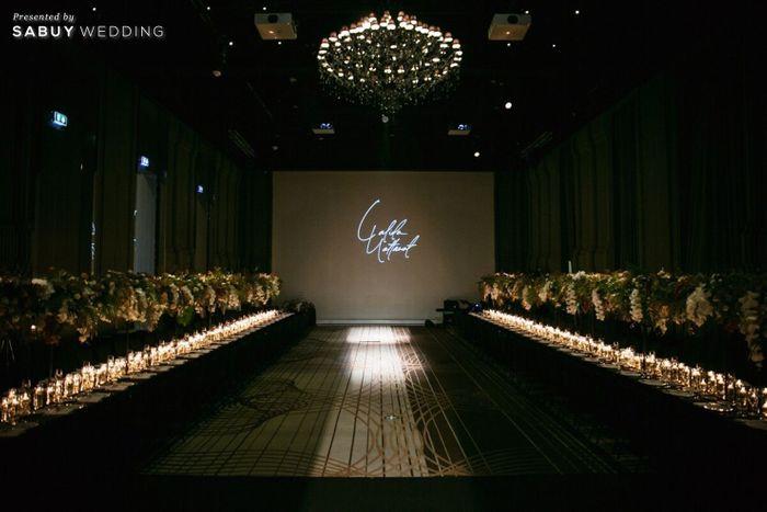 สถานที่แต่งงาน,โรงแรม,จัดเลี้ยง,งานแต่งงาน,sit-down dinner,ตกแต่งงานแต่ง,จัดดอกไม้งานแต่ง รีวิวงานแต่ง Sit-down Lunch และ Dinner เฉียบเรียบโก้ โมเดิร์นมาก @SO Sofitel Bangkok