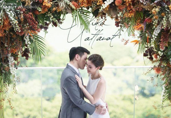 สถานที่แต่งงาน,โรงแรม,rooftop,บ่าวสาว,ชุดเจ้าสาว,ตกแต่งงานแต่ง,จัดดอกไม้งานแต่ง,สถานที่แต่งงานดาดฟ้า รีวิวงานแต่ง Sit-down Lunch และ Dinner เฉียบเรียบโก้ โมเดิร์นมาก @SO Sofitel Bangkok