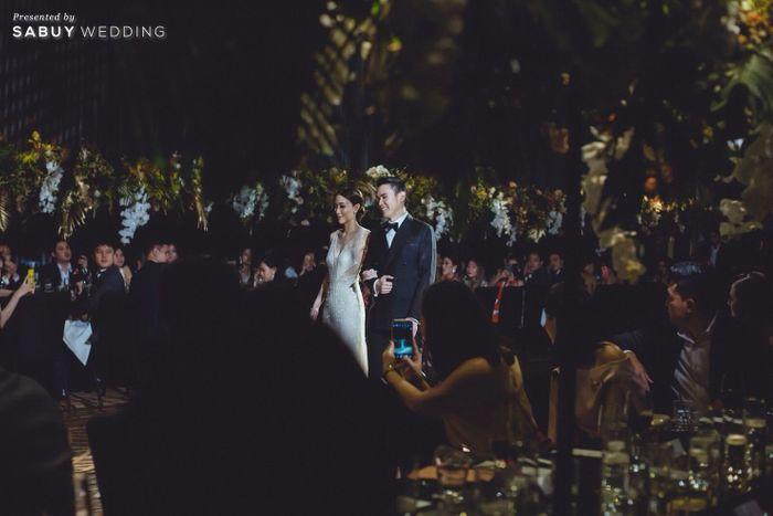 พิธีแต่งงาน,งานแต่งงาน,สถานที่แต่งงาน,โรงแรม.บ่าวสาว,ชุดเจ้าสาว,ตกแต่งงานแต่ง,จัดดอกไม้งานแต่ง รีวิวงานแต่ง Sit-down Lunch และ Dinner เฉียบเรียบโก้ โมเดิร์นมาก @SO Sofitel Bangkok