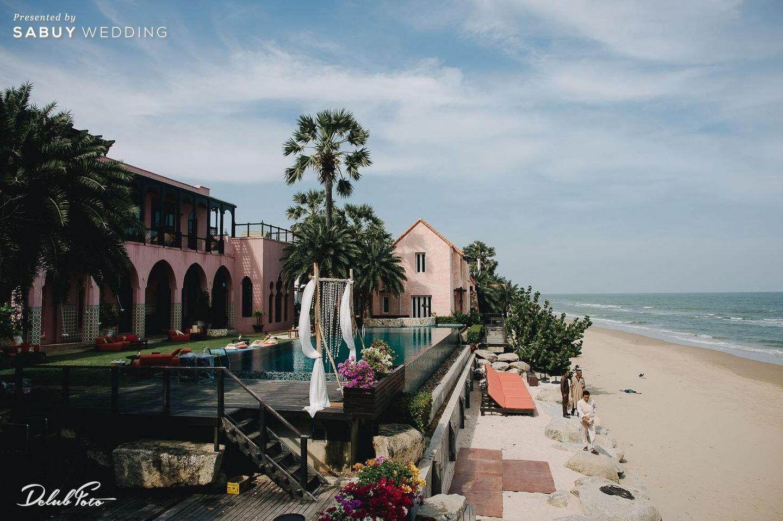 undefined Villa Maroc สถานที่แต่งงานริมทะเล โดดเด่นสไตล์โมร็อกโก