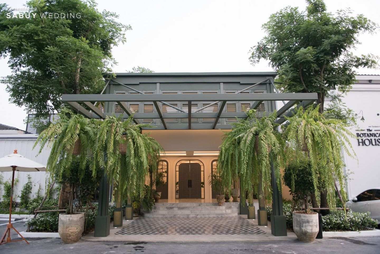 undefined รีวิวงานแต่งธีม Secret Garden ในบ้านสวนสุดอบอุ่น @The Botanical House