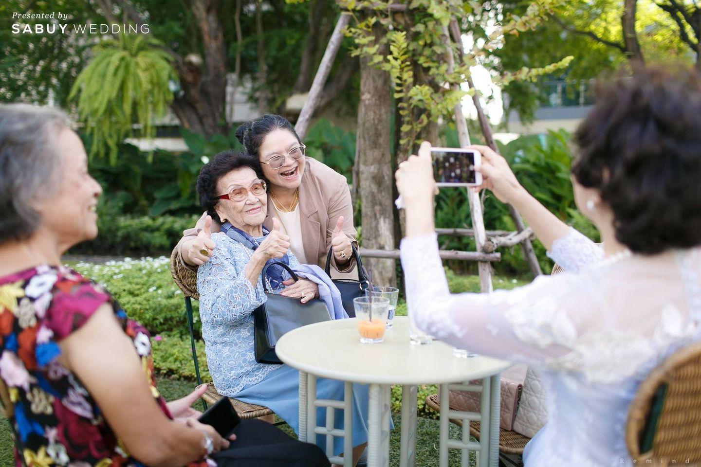 งานแต่งงาน รีวิวงานแต่งในสวนสวย ร่มรื่นด้วยแมกไม้ธรรมชาติ @ The Botanical House Bangkok