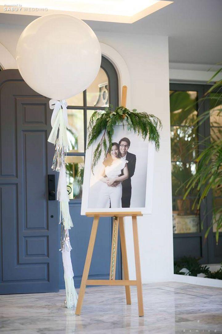 ตกแต่งงานแต่งงาน,งานแต่งงาน,ออแกไนเซอร์ รีวิวงานแต่งในสวนสวย ร่มรื่นด้วยแมกไม้ธรรมชาติ @ The Botanical House Bangkok