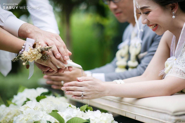 เจ้าบ่าว,งานแต่งงาน,พิธีแต่งงาน,เจ้าสาว,พิธีหมั้น รีวิวงานแต่งในสวนสวย ร่มรื่นด้วยแมกไม้ธรรมชาติ @ The Botanical House Bangkok