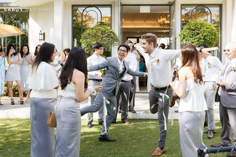 เจ้าบ่าว,งานแต่งงาน,พิธีแต่งงาน,งานหมั้น รีวิวงานแต่งในสวนสวย ร่มรื่นด้วยแมกไม้ธรรมชาติ @ The Botanical House Bangkok