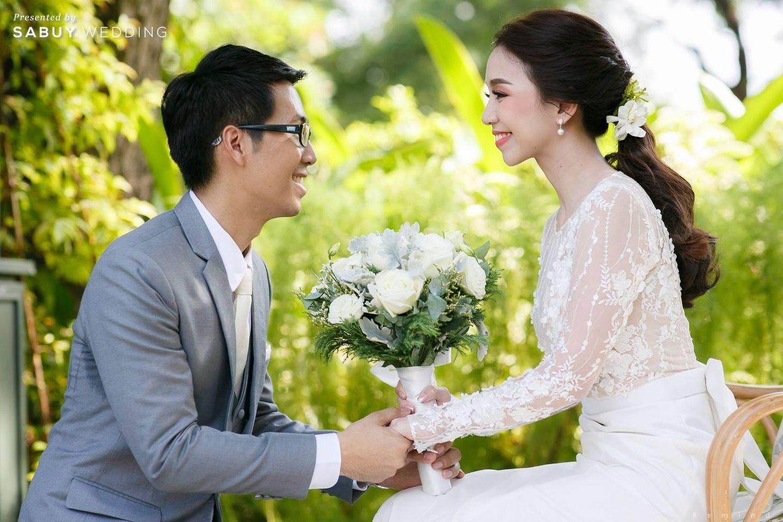 เจ้าบ่าว,งานแต่งงาน,พิธีแต่งงาน,เจ้าสาว รีวิวงานแต่งในสวนสวย ร่มรื่นด้วยแมกไม้ธรรมชาติ @ The Botanical House Bangkok