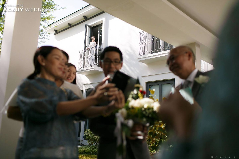 เจ้าบ่าว,เจ้าสาว,งานแต่งงาน,พิธีแต่งงาน,งานหมั้น รีวิวงานแต่งในสวนสวย ร่มรื่นด้วยแมกไม้ธรรมชาติ @ The Botanical House Bangkok