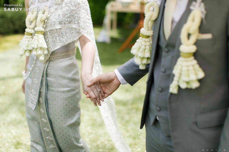 เจ้าบ่าว,เจ้าสาว,แหวนแต่งงาน รีวิวงานแต่งในสวนสวย ร่มรื่นด้วยแมกไม้ธรรมชาติ @ The Botanical House Bangkok