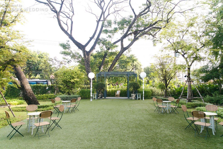สถานที่แต่งงาน,งานแต่งในสวน,สถานที่แต่งงานเอ้าท์ดอร์,The Botanical House Bangkok รีวิวงานแต่งในสวนสวย ร่มรื่นด้วยแมกไม้ธรรมชาติ @ The Botanical House Bangkok
