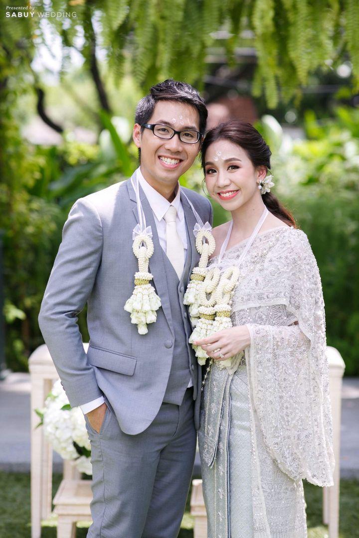 งานแต่งงาน,The Botanical House Bangkok,เจ้าบ่าว,เจ้าสาว รีวิวงานแต่งในสวนสวย ร่มรื่นด้วยแมกไม้ธรรมชาติ @ The Botanical House Bangkok