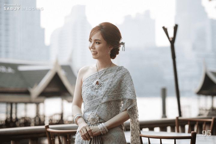 เจ้าสาว รีวิวงานแต่งโทนหวาน จัดงานสวยฟุ้งเหมือนโลกแห่งความฝัน @ The Peninsula Bangkok