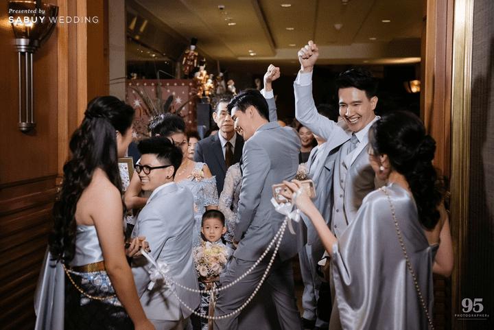 ขันหมาก,พิธีแต่งงาน,พิธีจีน รีวิวงานแต่งโทนหวาน จัดงานสวยฟุ้งเหมือนโลกแห่งความฝัน @ The Peninsula Bangkok