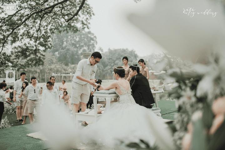 เจ้าสาว,เจ้าบ่าว,แต่งงาน,ดอกไม้เจ้าสาว,ชุดแต่งงาน,ชุดเจ้าสาว รีวิวงานแต่งสวนสวยละมุนใจ บรรยากาศโรแมนติก @ Le coq d'or Chiangmai