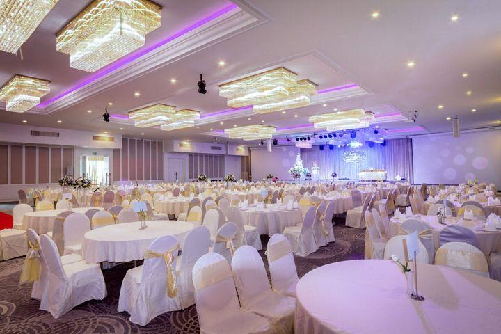 Avana Bangkok Hotel จัดงานแต่งสบายๆ จ่ายค่าอาหารแค่หลักร้อย!
