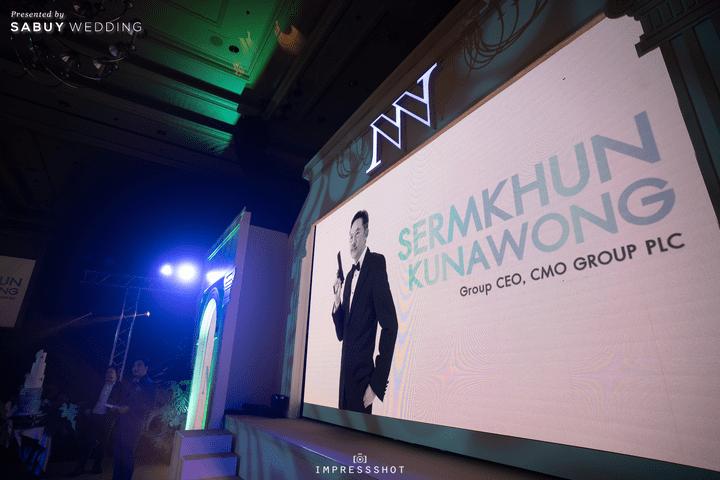 รีวิวงานแต่งสุดชิค ธีม Mission possible! @ Grand Hyatt Erawan Bangkok