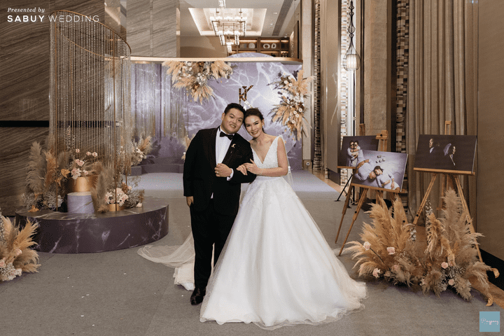 ตกแต่ง,ออแกไนเซอร์,งานแต่งงาน,Conrad Bangkok,สถานที่แต่งงาน,เวดดิ้งแพลนเนอร์ รีวิวงานแต่งสวยปังดูดี ด้วยโทนสีและจอ LED สุดอลัง @ Conrad Bangkok