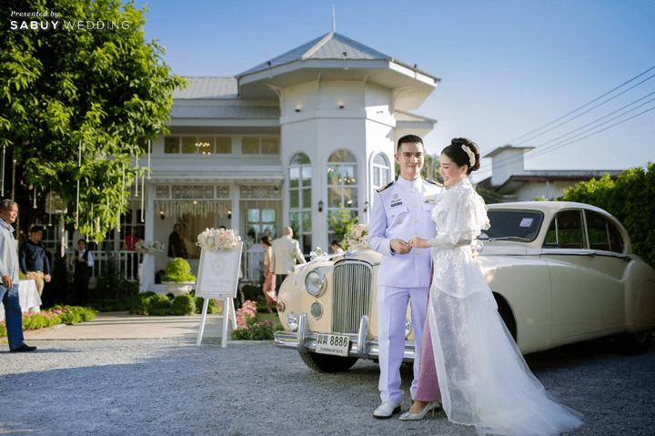 House of Chandra  รีวิวงานแต่งเสน่ห์ไทย ในสถานที่สไตล์โคโลเนียล @ House of Chandra
