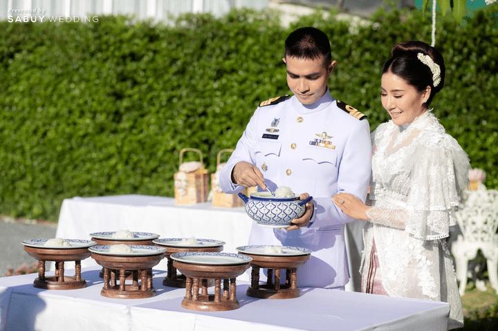 พิธีแต่งงาน,งานแต่งงาน รีวิวงานแต่งเสน่ห์ไทย ในสถานที่สไตล์โคโลเนียล @ House of Chandra