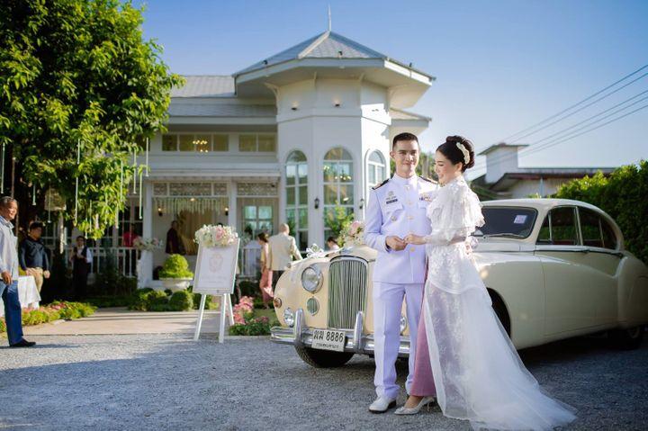 รีวิวงานแต่งเสน่ห์ไทย ในสถานที่สไตล์โคโลเนียล @ House of Chandra