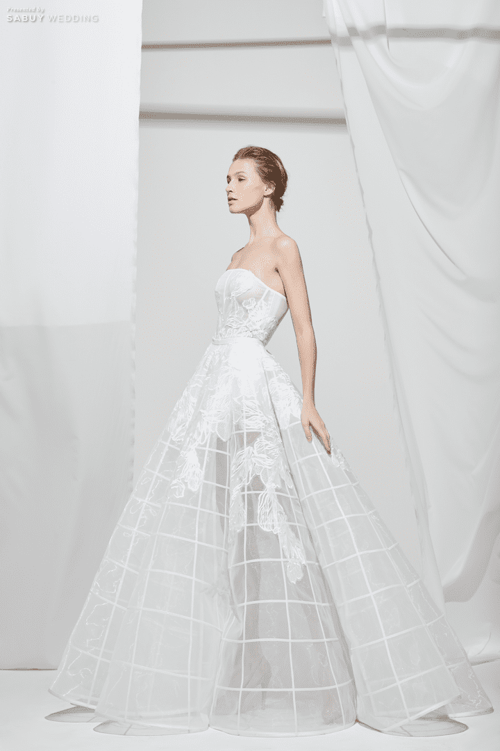 สวยชิค มีระดับ ด้วยชุดแต่งงานสไตล์มินิมอล Collection ใหม่ By NICHp