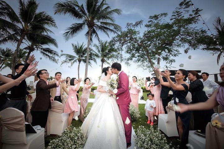 Sheraton Hua Hin Resort & Spa สถานที่แต่งงานริมทะเล สวยครบทั้ง Indoor&Outdoor