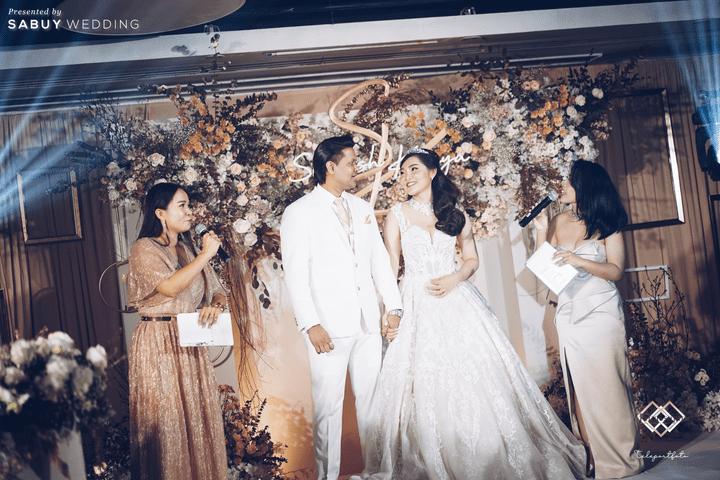 งานแต่งงาน,ชุดแต่งงาน,ชุดเจ้าสาว รีวิวงานแต่งหวานละมุนใจ ในคอนเซ็ปต์ A thousand years @ Novotel Bangkok On Siam Square