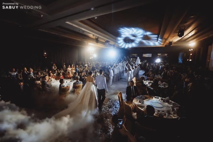 งานแต่งงาน รีวิวงานแต่งโทนสีแชมเปญ สวยเรียบหรู ดูโมเดิร์น @ Sofitel Bangkok Sukhumvit