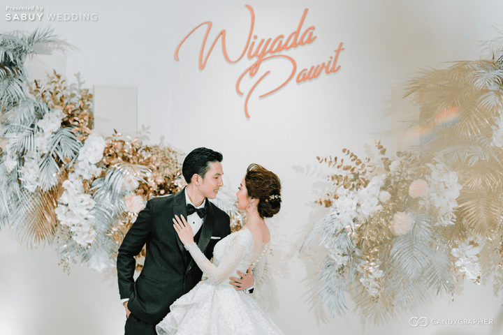 milan,ชุดแต่งงาน,ชุดเจ้าสาว รีวิวงานแต่งธีมสี Taupe สวยดูดีแบบ Luxury Style @ Hyatt Regency Bangkok Sukhumvit