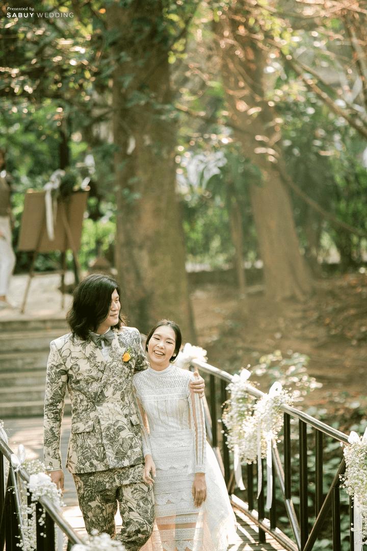 Background,สถานที่แต่งงาน,ชุดเจ้าสาว,ชุดเจ้าบ่าว รีวิวงานแต่ง Outdoor บรรยากาศอบอุ่น ดีไซน์คุมธีมธรรมชาติ @ Lampang River Lodge