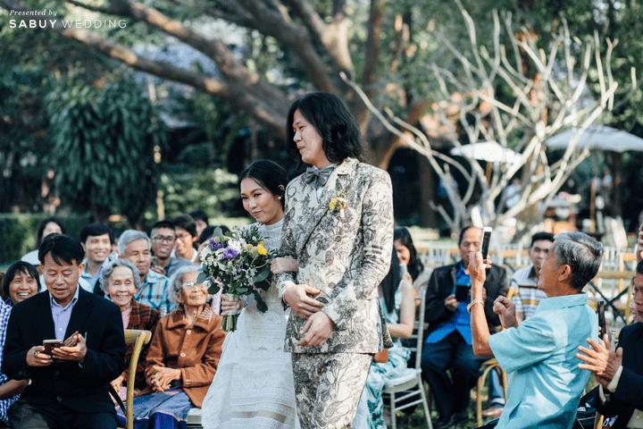 สถานที่แต่งงาน,ชุดเจ้าบ่าว,ชุดเจ้าสาว รีวิวงานแต่ง Outdoor บรรยากาศอบอุ่น ดีไซน์คุมธีมธรรมชาติ @ Lampang River Lodge