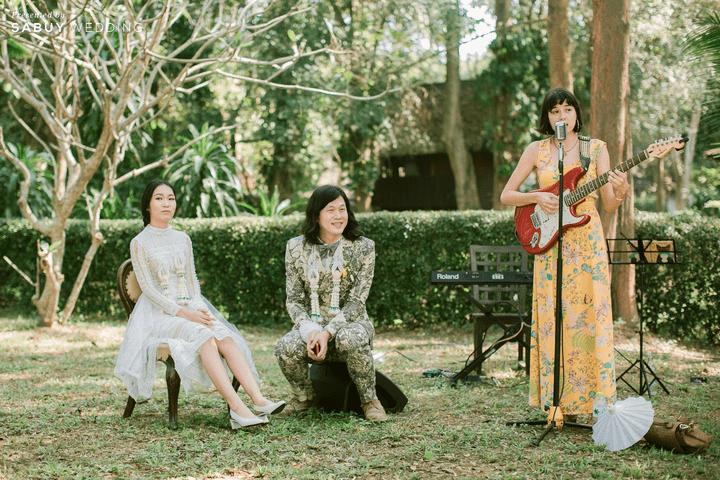 สถานที่จัดงานแต่งงาน,ชุดบ่าวสาว,พวงมาลัยคล้องคอ รีวิวงานแต่ง Outdoor บรรยากาศอบอุ่น ดีไซน์คุมธีมธรรมชาติ @ Lampang River Lodge