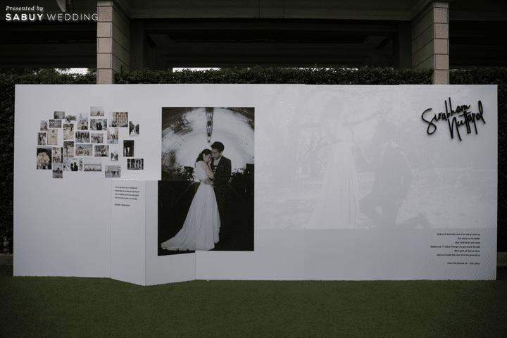 backdrop,ออแกไนเซอร์,งานแต่งงาน รีวิวงานแต่งสุดชิค สวยมีกิมมิค ดู Timeless @ VARAVELA