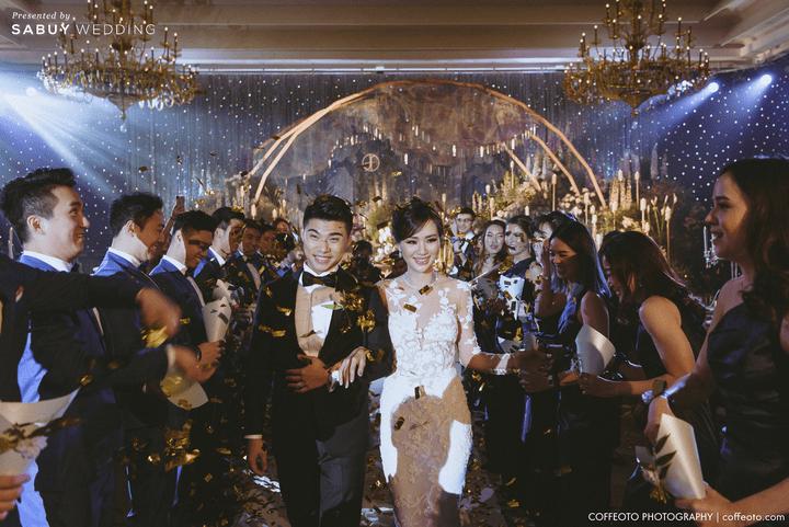 สถานที่จัดงานแต่งงาน,backdrop,ชุดบ่าวสาว,กรวยดอกไม้,ชุดเพื่อนเจ้าบ่าว,ชุดเพื่อนเจ้าสาว รีวิวงานแต่งสวยปัง อลังกับบรรยากาศ Lake Blausee สุดโรแมนติก @ Siam kempinski hotel Bangkok