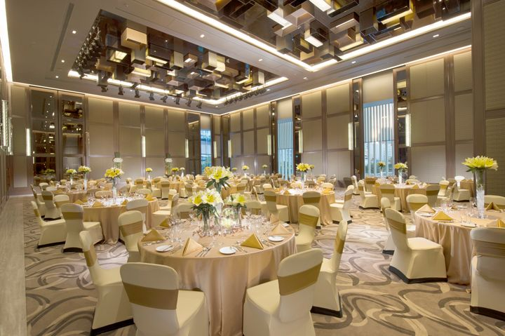 Hilton Sukhumvit Bangkok สถานที่แต่งงานสไตล์ Italian-American สุดหรู ใกล้ BTS พร้อมพงษ์