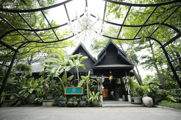 บ้านวรรณกวี,สถานที่แต่งงาน,สถานที่จัดงานแต่งงาน,เรือนไทย บ้านวรรณกวี สถานที่แต่งงานเรือนไม้สัก คงเสน่ห์ด้วยแชนเดอเลียร์สุด Antique