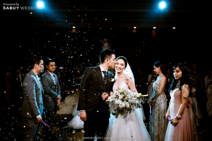 เจ้าบ่าว,เจ้าสาว,ดอกไม้เจ้าสาว รีวิวงานแต่งมินิมอลสไตล์ สวยสบายตาด้วยโทนสีขาวคลีน @ Sofitel Bangkok Sukhumvit