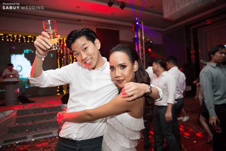 รีวิวงานแต่งได้ใจสายปาร์ตี้ สดใสดูดีในธีม Colorful  @ Amari Don Muang Airport Bangkok