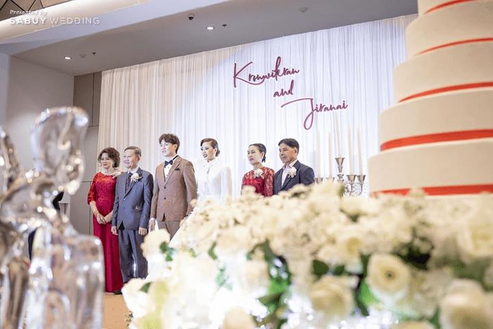 รีวิวงานแต่งกิมมิคเก๋ด้วยแกลอรี่ขาวดำ บรรยากาศสนุกสุดอบอุ่น @ Impact Muang Thong Thani