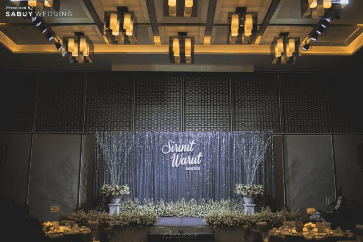 รีวิวงานแต่งเรียบง่าย บรรยากาศสบาย ในสถานที่สุดโมเดิร์น @ Bangkok Marriott Hotel The Surawongse